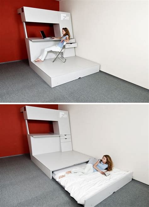 retractable bed 10 ingeniously conceived multi functional beds