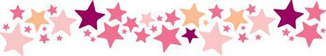 pink stars clipart clipartsgram com