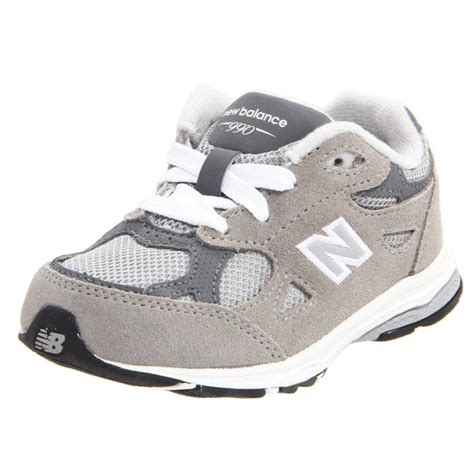 new balance shoes for toddler new balance kj990 lace up running shoe infant toddler