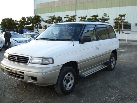 how cars engines work 1995 mazda mpv security system mazda mpv 4wd 1995 used for sale