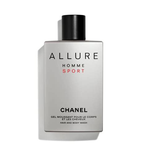 Parfum Chanel Homme Sport Original homme sport shower gel fragrance chanel