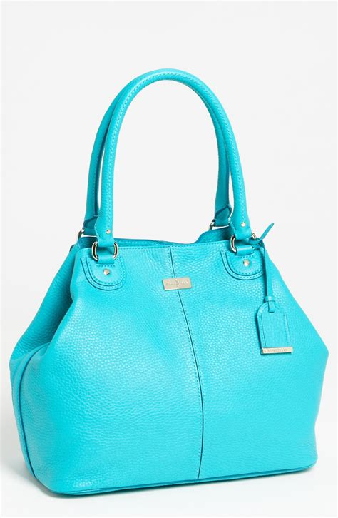 Cole Haan Medium Convertible Tote by Cole Haan Convertible Leather Tote Large In Green