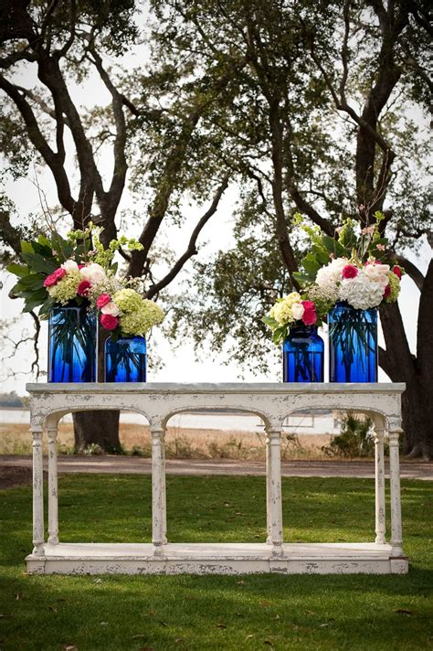 Garden Wedding Altar Ideas Outdoor Ceremony Wedding Alter Anything For Weddings Pinterest