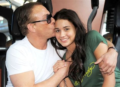 jean claude van dammes daughter bianca bree celebrities