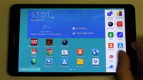 samsung 10 inch tablet samsung galaxy tab pro 8 4 best sub 10 inch tablet made