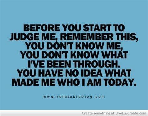 Judge Me before you judge quotes quotesgram