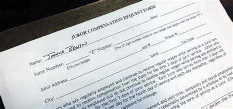 I Resumed My Duty by When Jury Duty Calls Josh Benson