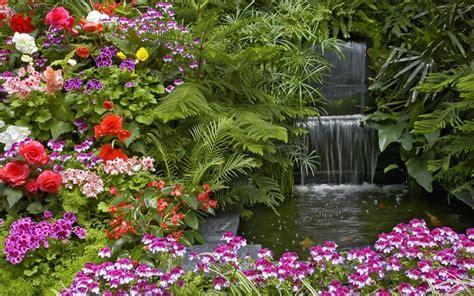 imagenes de paisajes florales paisaje de flores imagui