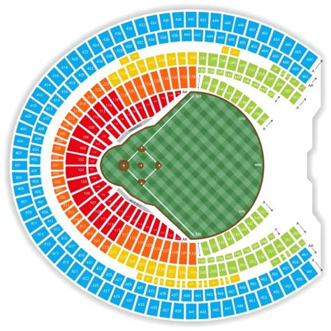 olympic stadium montreal seating olympic stadium seating chart montreal brokeasshome
