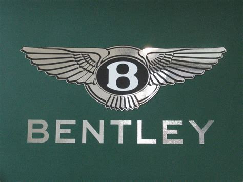 bentley logo bentley logo a photo on flickriver