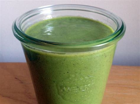 Living Clay Detox Directions Green Smoothie by Hale To The Kale Fit