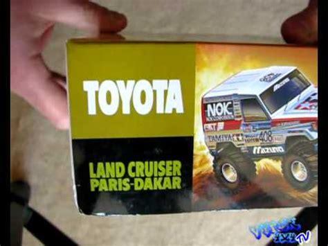 Tamiya Series Toyota Land Cruiser 90 Dakkar tamiya mini 4wd toyota land cruiser 90 dakar 1 32 item 19013 caja