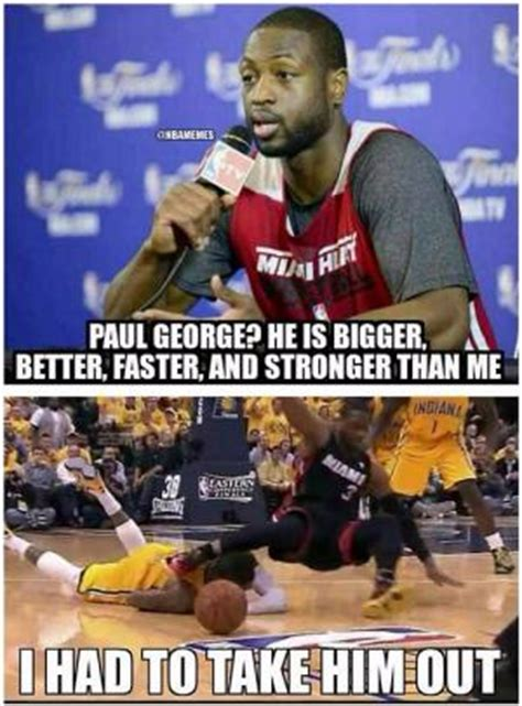 Paul George Memes - paul george meme kappit