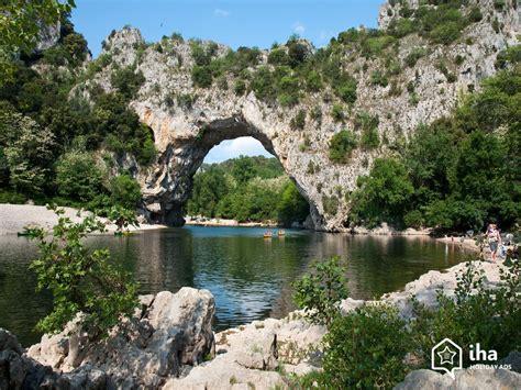 Location Vallon Pont d'Arc pour vos vacances avec IHA particulier