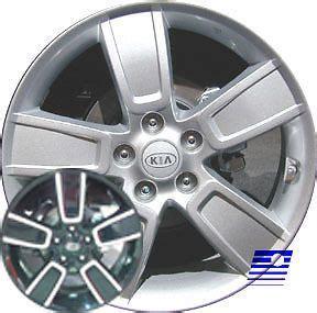 Kia Forte 18 Inch Wheels Refinished Kia Forte 2010 2013 17 Inch Wheel