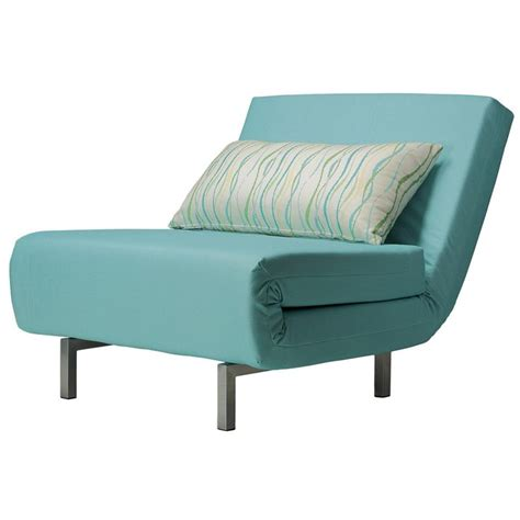 bed chair cortesi home convertible accent chair bed