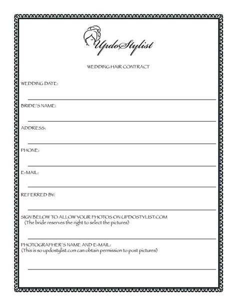 117081022png Inspirations Of Wedding Venues Templates Dress Invitations Cards Bridal Contract Template For Hair