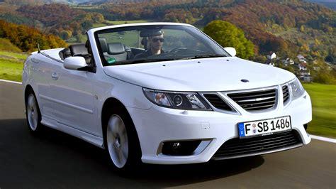 saab motors 2008 saab 9 3 aero convertible white road speed roof