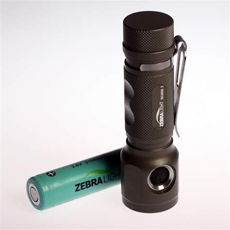 zebra sc600 zebralight sc600 mk ii 900 lumen flashlight review