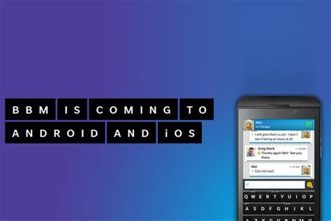 bbm android confirmed bbm for android coming on sept 21 iphone on sept 22 ibnlive