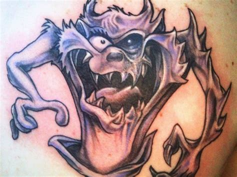 tasmanian devil tattoo designs tattoos pictures impremedia net