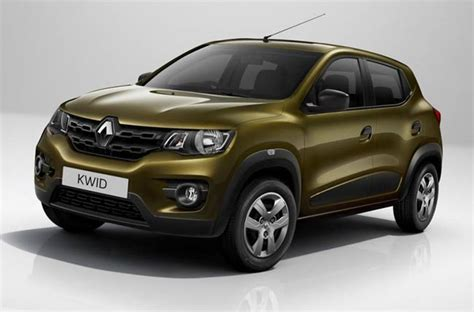 renault kwid 800cc price renault launches new entry level 800cc car kwid in india