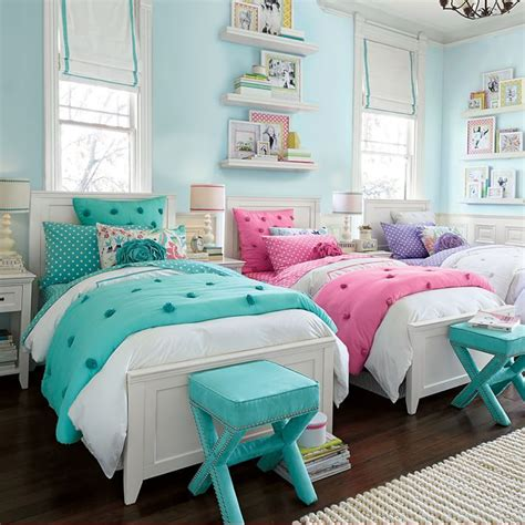 cute bedroom ideas big bedrooms for teenage girls teens 25 best ideas about twin girl bedrooms on pinterest