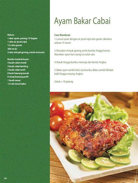Buku Masakan Hidangan Indonesia Populer jual buku 100 resep masakan indonesia populer paling laku