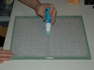 Make Cricut Mat Sticky by Cricut Cuttlebug And Cinch Machines By Scrappmom 121