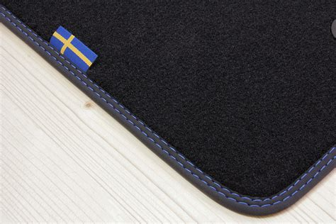 floor mats sweden design fits  volvo xc   lhd  floor mats  volvo