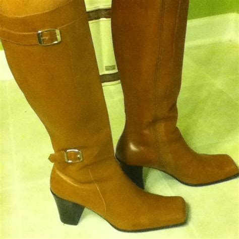 beartrap boots trap camel bare trap boots from ally s closet on