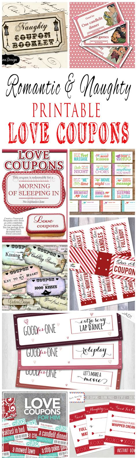 free printable s day love coupons