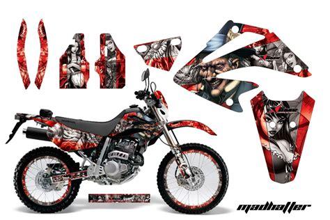 honda sticker kits dirt bikes  wall decal