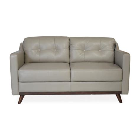 apartment size sofas baker apartment size leather sofa grey apt2b