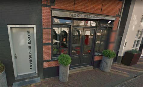 bloks amersfoort michelinster voor blok s restaurant amersfoort