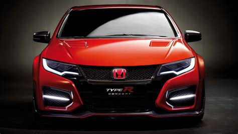 honda civic type  concept wallpapers  hd images