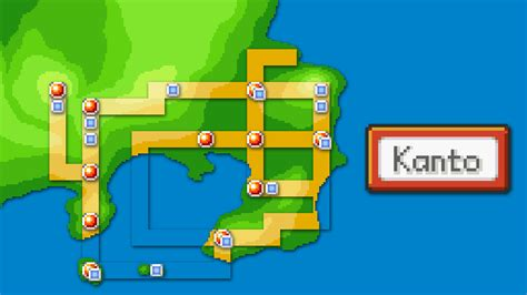 kanto map why pok 233 mon x y is similar to pok 233 mon blue pok 233 mon dungeon