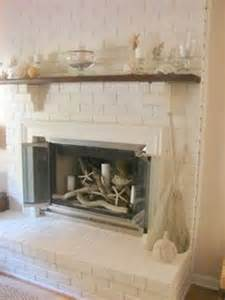 Decorating Ideas For Empty Fireplace Mantel Ideas On Summer Mantel Mantels And