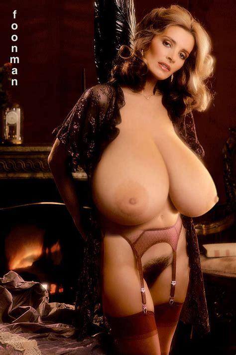 janet lupo big boob morph