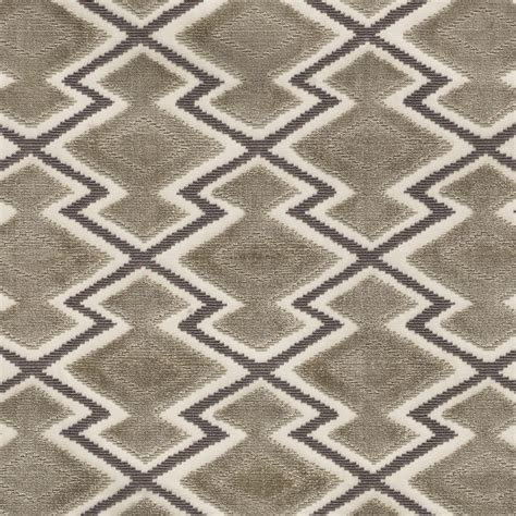 velvet fabric with pattern jacquard velvet fabric with graphic pattern wow by dedar