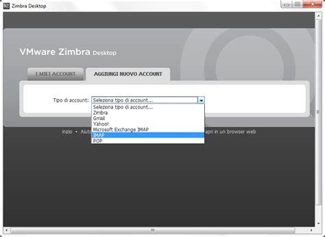 tutorial exploit smtp zimbra configurazione imap assistenza email it configurazioni