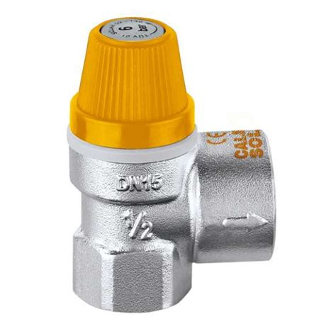 Safety Valve Wika Solar Solarhart 253 safety relief valve for solar thermal systems caleffi international