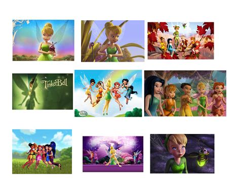 Tinkerbell Giveaways Souvenir - tinkerbell stickers party supplies decorations favors gifts labels b day other