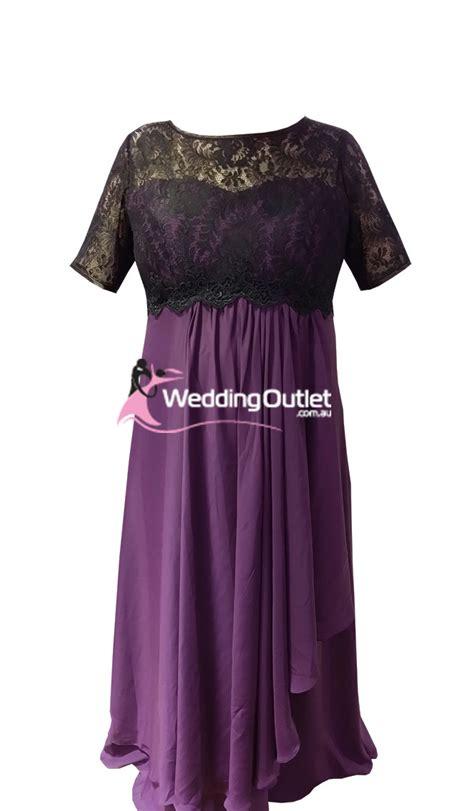 Cc Dress Black Purple weddingoutlet co nz wedding outlet wedding dresses bridesmaid dresses wedding favours