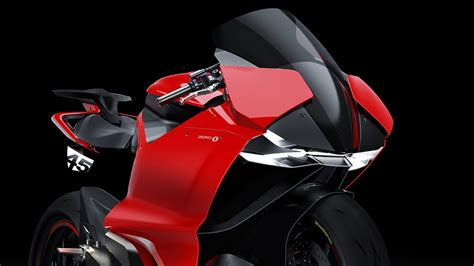 Honda Superbike 2020 by New Ducati Zero Electric Superbike 2020 New Ducati