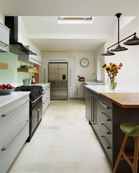 narrow galley kitchen ideas narrow galley kitchen design ideas your home renovation