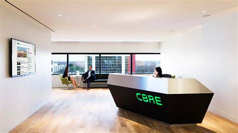 Cbre Search Cbre Saddle Brook Projects Gensler