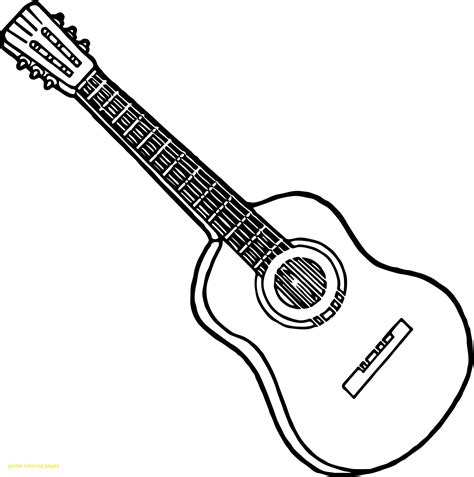 guitar coloring pages for adults guitar coloring pages with strings guitar playing the