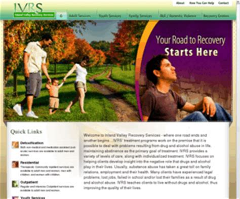 Low Cost Detox Inland Empire by Ivdars Org Ivrs Inland Valley Recovery Services