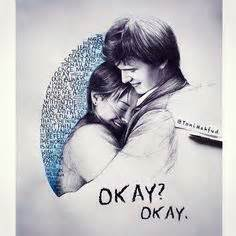 The Fault in Our Stars drawing   by Toni Mahfud
